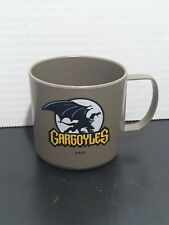 Vintage 90's Plastic Gargoyles Cup