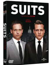 SUITS - LA QUARTA STAGIONE (4 DVD) SERIE TV COMPLETA, LINGUA ITALIANA
