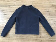 Lululemon City Bound Mock Neck Turtleneck Pullover Sweater Top Size 10
