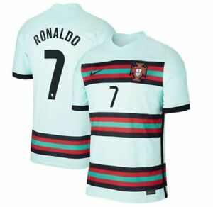 2020/21 Portugal Auswärts Trikot Euro RONALDO 7