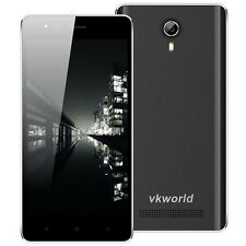 VKworld F1 4.5 pulgada Android 5.1 3G Smartphone 8GB ROM Doble Cámara GPS NEGRO