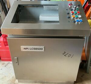 Rittal AP2684 Stainless Steel Control Cabinet 800X960X400/480MM