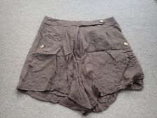 Women's New Look Brown shorts Size 8 - Sizes on photos NCC