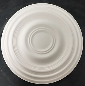 Plaster Ceiling Rose, Traditional Victorian design. 560mm. CP64