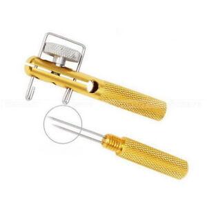 Fishing Hook Knotting Tool Aluminum Knots Line Tying Fishhook Manual Tie Tool