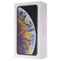 RETAIL BOX - Apple iPhone Xs Max  - 512GB / Silver - NO DEVICE