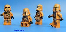 Lego Star Wars (75089) Geonosis Aéroporté CLONE , TROOPERS (N°2) / 4 pièces