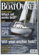 PRACTICAL BOAT OWNER MAGAZINE - July 2002