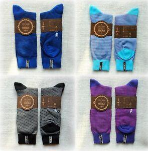 """NEW LUXURY UNISEX Socks from """"Two Socks""""  Medium and Large sizes"""