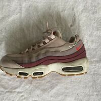 Nike Air Max 95 Barely Rose/Hot Punch Women's Size 8.5