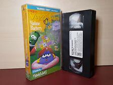 VeggieTales - Madame Blueberry - PAL VHS Video Tape (H167)