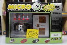 Micro Q Radio Control Car 54mm POLICE CAR