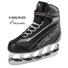 Patins de patinage sur glace et de hockey noir taille 38