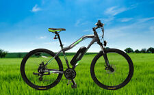 ADULT, HI SPEC MIDDLE MOTOR MOUNTAIN E BIKE, (SAMSUNG POWERED)
