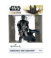 IN HAND New 2020 Hallmark Star Wars Mandalorian Christmas Tree Ornament