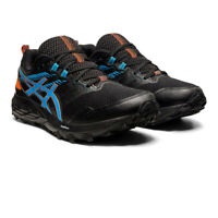 Asics Mens Gel-Sonoma 6 Trail Running Shoes Trainers Sneakers Black Blue