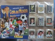 PANINI WORLD CUP STORY 1990 * WCS 90 * Ensemble Complet Complete Set * EMPTY ALBUM