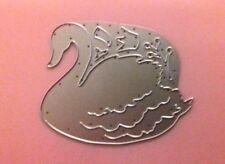Sizzix Die Cutter  Swan  Thinlits fits Big Shot Cuttlebug