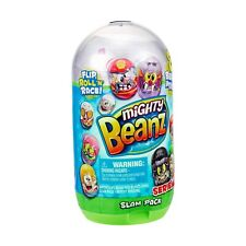 Mighty Beanz 66626 Slam Pack-styles Vary Multi Colour