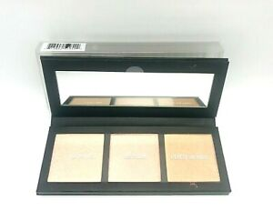 Mac Hyper Real Glow Highlighter Palette ~Flash+Awe/Rosy Glow /Light Of The Party