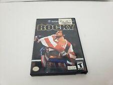 Rocky (Nintendo GameCube, 2002). Complete!