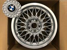 1x NEU original BMW E30 M3 16 Zoll Felge 7,5x16 ET27 2225621 INKL FELGENDECKEL
