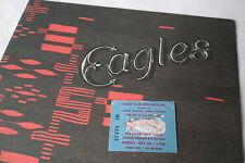 Eagles Original 1976_Concert Ticket Stub & Program_w/Joe Walsh / Fleetwood Mac