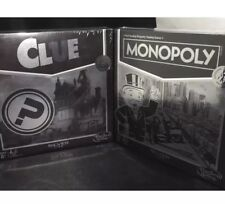 HASBRO GAMING: Clue & Monopoly Silver Line Ed - Toys R Us Exclusive