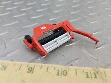 1/64 custom agco Allis chalmers haybine mower conditioner ertl farm toy nice!