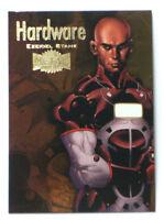 2013 Fleer Marvel Retro Ezekiel Stane Metal Hardware Card 1:60 Packs #10 of 10H