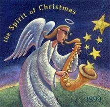 The Spirit Of Christmas 1999 CD Farnham/AMOROSI/Newton-John/CEBERANO/HumanNature