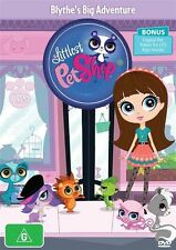Littlest Pet Shop - Blythe's Big Adventure (DVD, 2013)