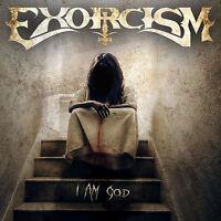 EXORCISMO Soy God (cd) - Ominosas Heavy Metal - Nuevo