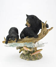 Black Bear - Suanti Galleries - Collectible Animal Figurine