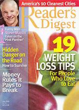 Magazine Reader's Digest July 2005 Steve Martin 07Pink Panther Hidden Danger on