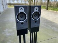 B&W LAUTSPRECHER, B&W SPEAKERS, BOWERS WILKINS, B&W DM570, OHNE STANDS