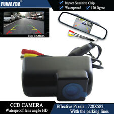 4.3'' Mirror Monitor CCD Reverse Parking Camera for FORD TRANSIT CONNECT