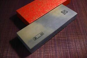 Natural Whetstone Wakasa Tamurayama Tomae 30' size 1318g from Fukui Pref. Japan