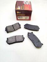 MD775 Partsmaster Disc Brake Pads Fits Kia Spectra 2000 2001 2002 2003 2004