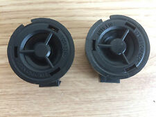 FIAT GRANDE PUNTO/EVO FRONT DOOR TWEETERS SPEAKERS 55701249 PAIR 2006-2012
