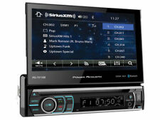 "POWER ACOUSTIK PD-721XB SINGLE-DIN CAR 7"" LCD TOUCH SCREEN DVD SIRIUS XM READY"