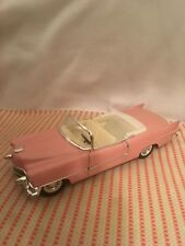 Solido 1955 Cadillac Eldorado Biarritz Convertible Pink 1:21.5 Made in France