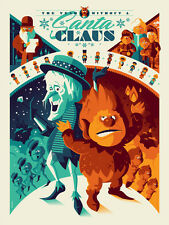 Year Without a Santa Claus (Tom Whalen) SOLD OUT Ltd Ed Variant Print #13 of 50!
