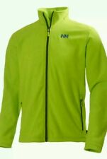 HELLY HANSEN -Mens Lime Daybreaker Fleece Jacket Size:XXL 2XL BNWT