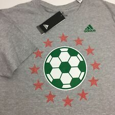 Adidas Men's T-Shirt The Go-To Tee Last Defender Soccer Grey/Green Cw9795 06