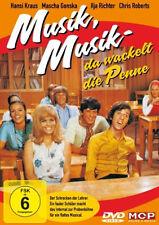 MUSICA musica - DA WIGGLES DIE PENNE Ilja Richter CHRIS ROBERTS Hansi Kraus DVD