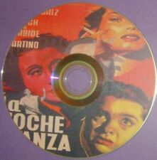 WORLD CRIME / NOIR 129: LA NOCHE AVANZA / NIGHT FALLS 1952 Mex