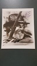 Jack Elam-signed photo-3 - coa