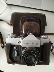 Zenit-B Camera & Objektiv Industar 50-2 3,5/50 Kamera ZENIT B made in USSR