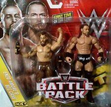 New Wwe Mattel Battle Pack Enzo Amore & Big Cass Series #40 Action Figure